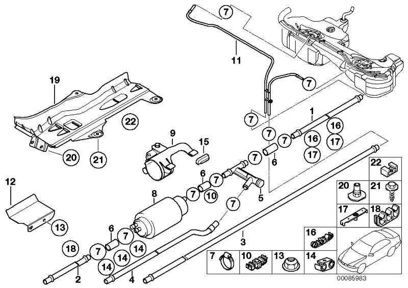 Dieselpumpe  3er  (16126750603)