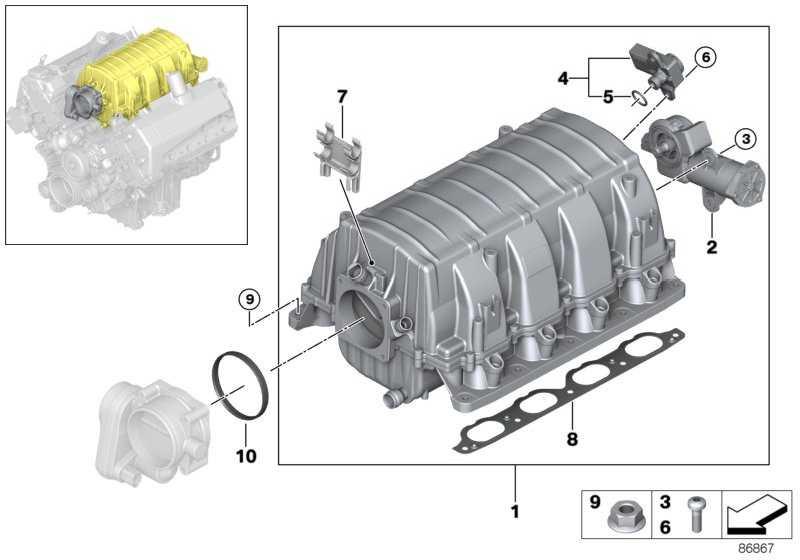 Antriebseinheit  X5 5er 6er 7er  (11617505805)