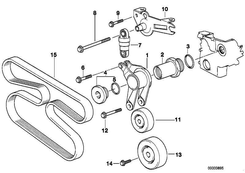 Sechskantschraube mit Scheibe M10X70-Z1       3er 5er 7er  (11282246472)