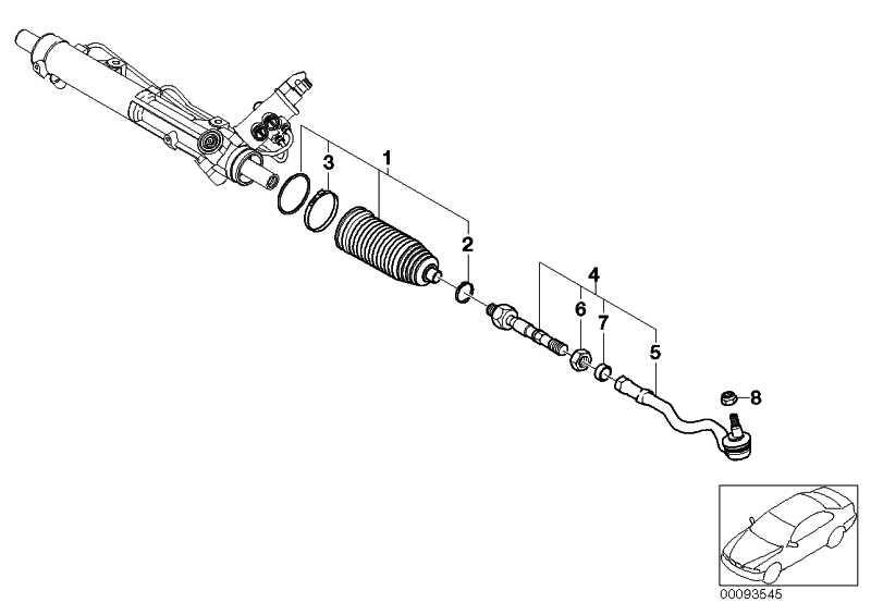 Kugelgelenk  X5  (32106774335)