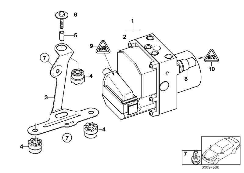 Drucksensor  3er 5er 7er X5 Z8  (34511165467)
