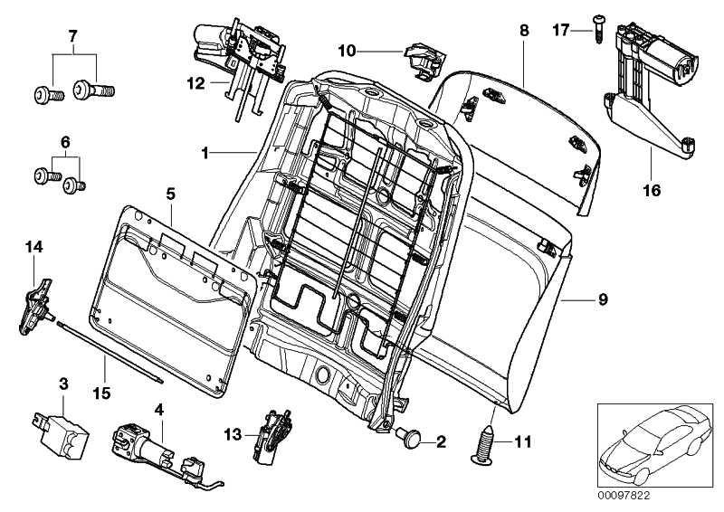 Schraube M8X21 T40       1er 3er 4er 5er X1 X3 X5 Z4  (52108099039)