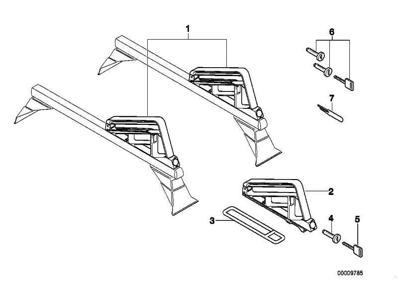 Schliesszylinder mit Schlüssel 1 STÜCK         1er 3er 5er 7er 8er X3 X5 Z3 MINI  (82799404603)