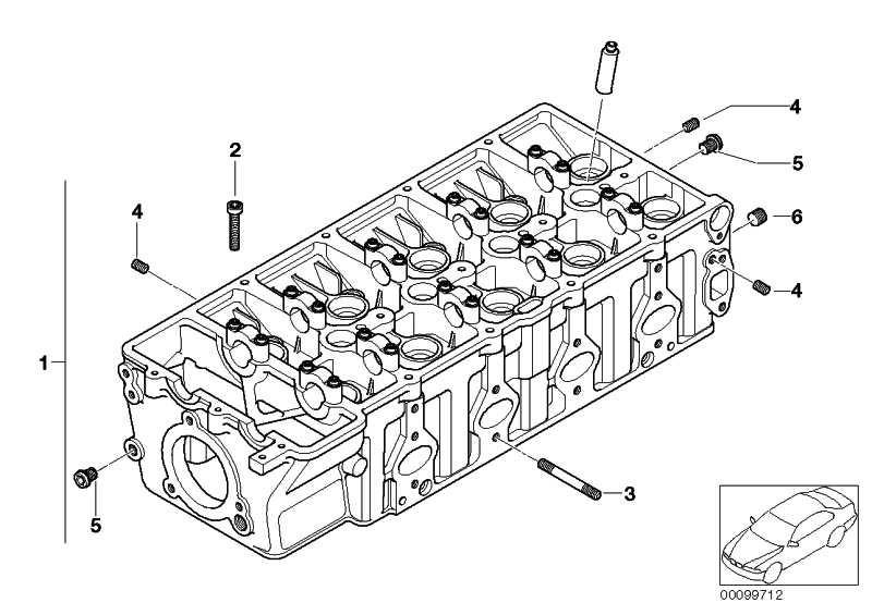 Torxschraube M6X30           1er 3er 5er 6er 7er X3 X5 X6  (11127806056)