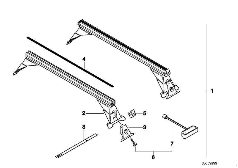 Satz Schlüssel mit Schrauben M6X35           3er 5er 7er X5 Z3  (82799405049)