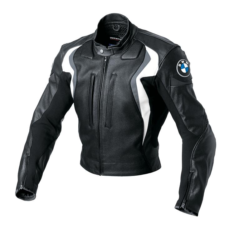 BMW Jacke Start für Herren, schwarz/grau