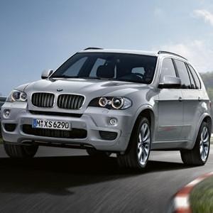 BMW Aerodynamik-Paket X5 E70