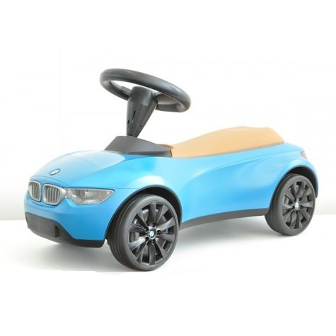 BMW Baby Racer III türkis/karamell