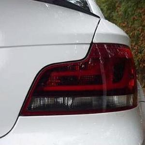 BMW Heckleuchten Black Line 1er E82 E88 High