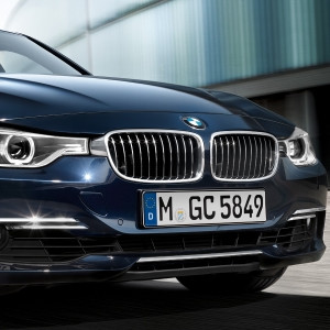 BMW Frontziergitter 3er F30 F31