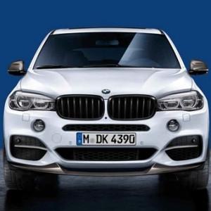 BMW M Performance Frontziergitter schwarz X5 F15 X6 F16