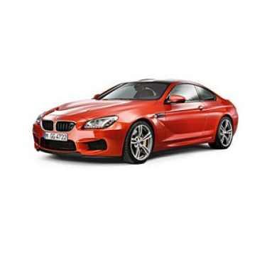 BMW 6er M Coupé (F13M) sakhirorange Miniatur 1:18