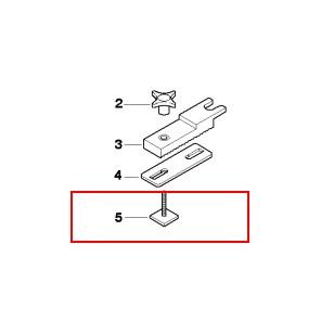 Kulissenstein für Adaption original BMW Dachbox