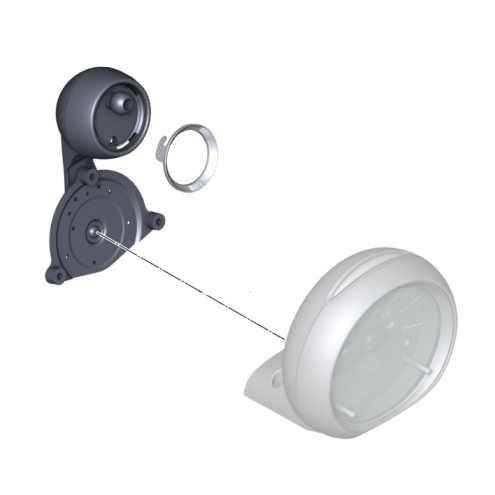 MINI Einbausatz Navigation Portable R55 R56 R57 R58 R59 F55 F56