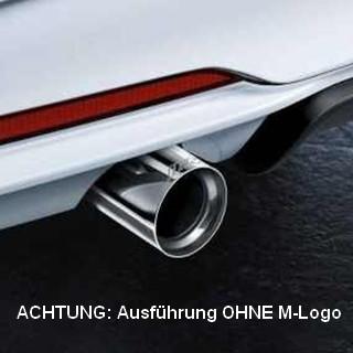BMW Performance Schalldämpfer-System 3er E92 E93 335i (N54, N55)