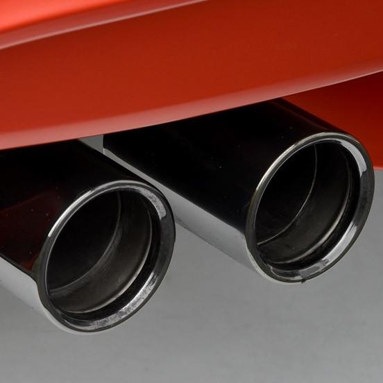 BMW Competition Endrohrblende 5er M5 F10 6er M6 F06 GC F12 F13