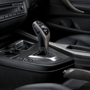BMW M Performance Blende für den Gangwahlschalter aus Carbon 1er F20 F21 2er F22 F23 3er F30 F31 F34GT 4er F32 F33 F36 5er F07GT 7er F01 F02 F04 X3 F25 X4 F26