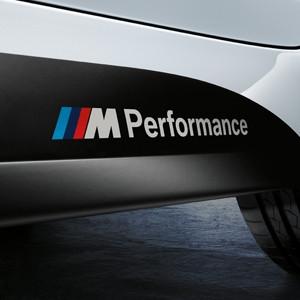 BMW M Performance Folien für die Seitenschweller 5er F10 F11