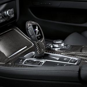 BMW M Performance Blende für den Gangwahlschalter aus Carbon für Sport-Automatikgetriebe 5er F10 F11 6er F06 F12 F13