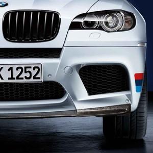 BMW M Performance Frontsplitter Carbon X5 M E70 X6 M E71