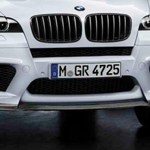 BMW M Performance Frontziergitter schwarz X5 E70 X6 E71 E72
