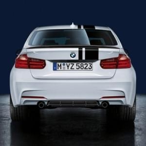 BMW M Performance Heck 3er F30 F31
