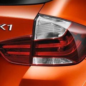 BMW Heckleuchte Black Line X1 E84 (Basic für Fahrzeuge ohne Xenon-Licht)