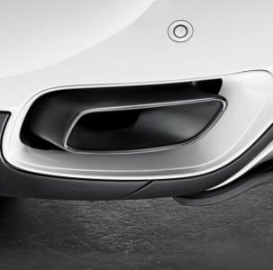 BMW Performance Schalldämpfer-System E71 X6 35i (N55)