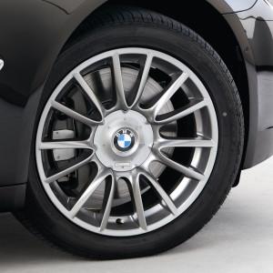 BMW Alufelge Individual V-Speiche 228 8,5J x 19 ET 25 Silber Vorderachse BMW 7er F01 F02 F04 5er F07