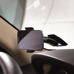 BMW Click & Drive Smartphone Halter  iPhone™5, Samsung™Galaxy S2, S3 und S4 mit NFC