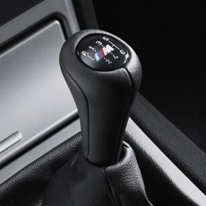 BMW M Leder-Schaltknauf incl. Balg, für 3er F30 F31 F34GT 4er F32 F33