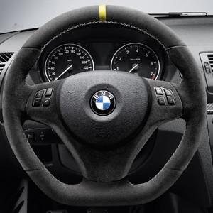 BMW Performance Sportlenkrad II ohne Display für Fahrzeuge ohne Steptronic 1er E81 E82 E87 E88 3er E90 E91 E92 E93 X1 E84
