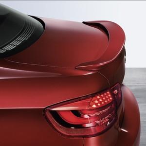 BMW Heckspoiler 3er Coupe E92