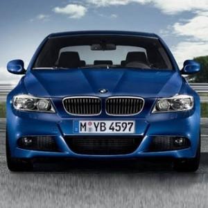 BMW M-Aerodynamik Paket 3er E90 LCI ab 09/2008