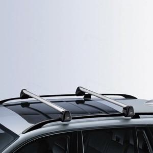 BMW Grundträger, abschließbar, 5er E60 (Limousine)