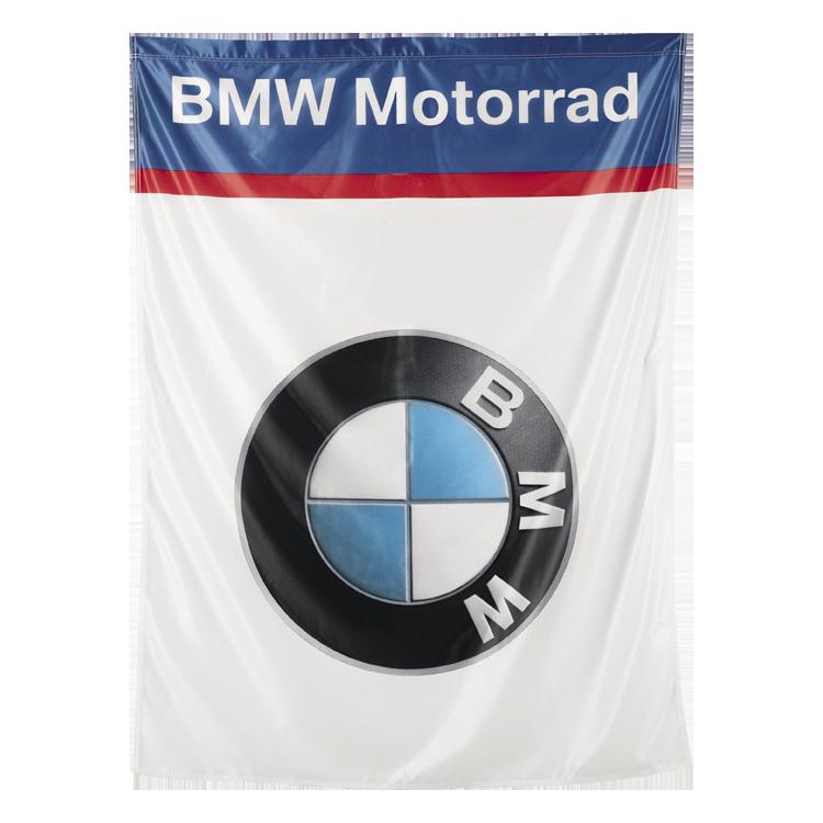 BMW Flagge Logo