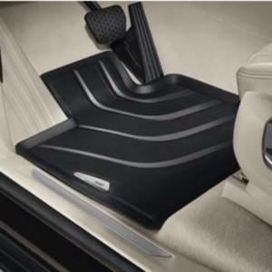 BMW Allwetter Fußmatten hinten X5 F15