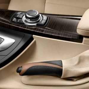 BMW Handbremsgriff Luxury Line 2er F22 F23 3er F30 F31 F34GT F35 4er F32 F33 F36