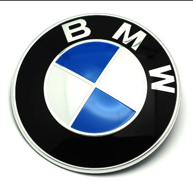 BMW Plakette Heckklappe
