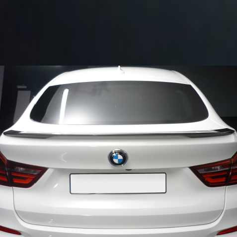 BMW M Performance Heckspoiler Carbon X4 F26