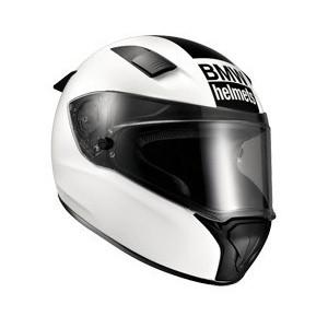 Visier getönt, 2D, für BMW Helm Race