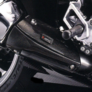 HP Carbon Hitzeschutzblende für Serienschalldämpfer