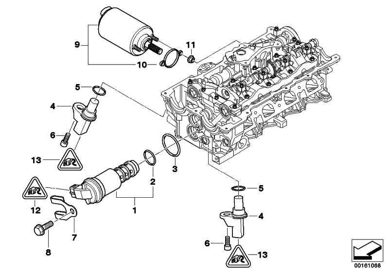 Stellmotor  1er 3er 5er X1 X3 Z4  (11377548387)