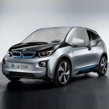 BMW i3 Klimacover