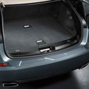 BMW Ladekantenschutzfolie transparent 5er F11