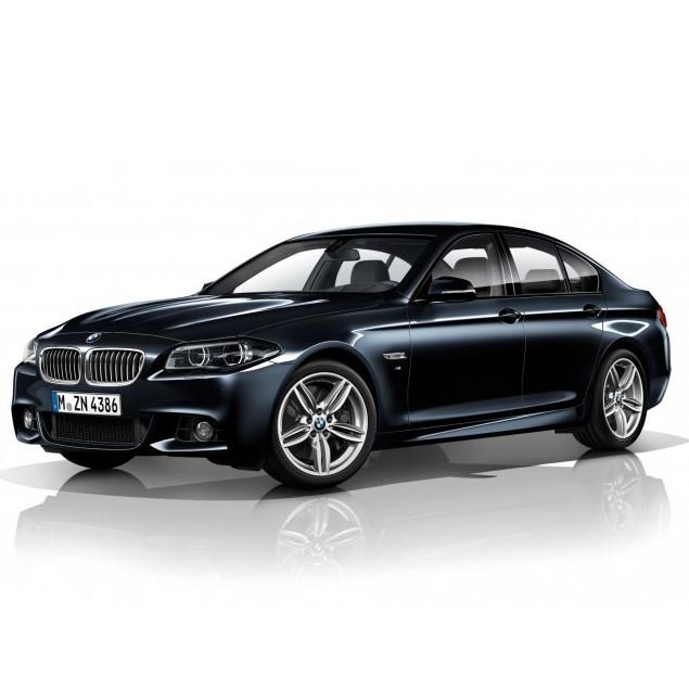 BMW M-Aerodynamik Paket 5er F10 LCI