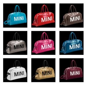 MINI Logo Duffle Bag
