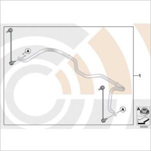 MINI Pendelstützen vorne Reparatursatz MINI R50 R52 R53 R55 R56 R57 R58 R59