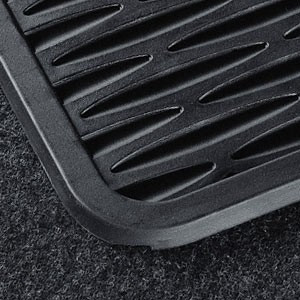 BMW Satz Gummimatten vorne anthrazit, passend für X1 E84 sDrive