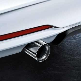 BMW M Performance Schalldämpfer 3er F30 F31 (340i/xi B58)